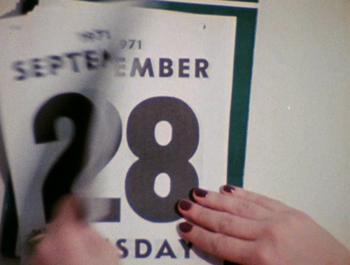 September 28 From Women in Revolt (dir. Paul Morrissey, 1971)