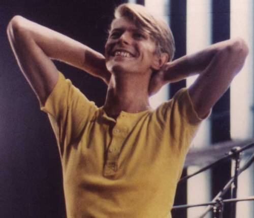 David Bowie - On stage 1978