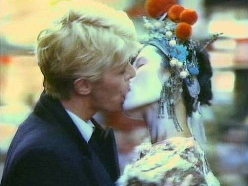 David Bowie - From the China Girl video 1983