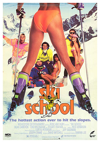 Ski School movie poster