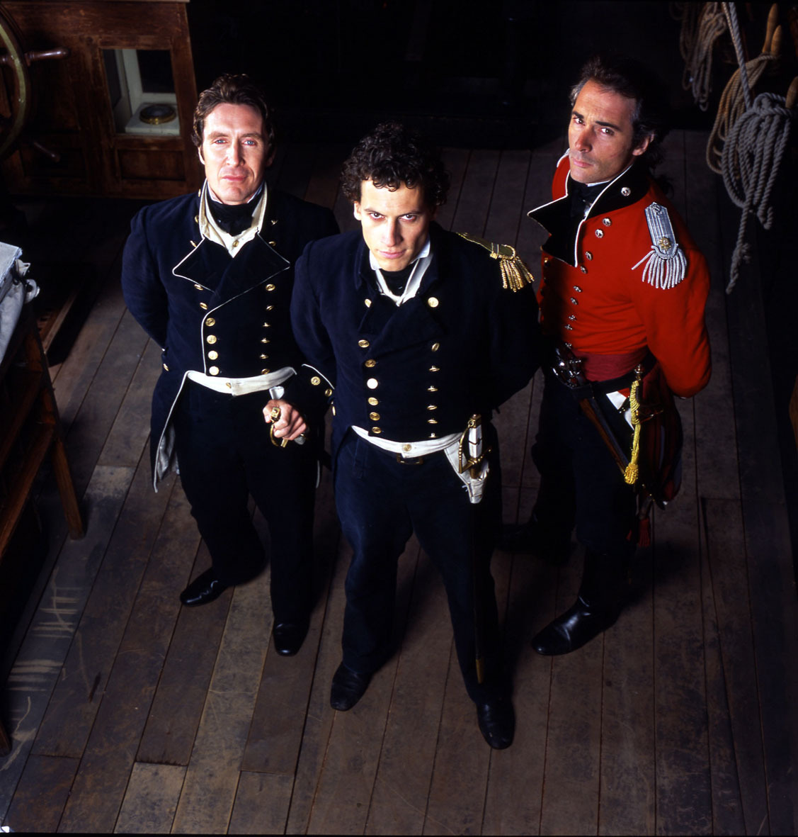 Horatio Hornblower 3 (TV 2003)