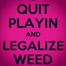 shylameow:  #weed #operationlegalizeweed #operationweed #420 #girlswhosmokeweed (Taken with instagram)