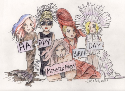 Lady Gaga BDay 26th
