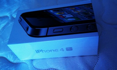 So i finally got the iphone! Ahhh! :)
