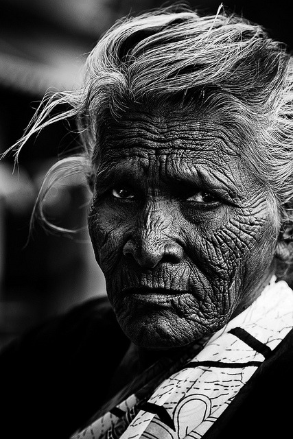 My face is a book.. Each line has a story.. by Rakesh JV on Flickr.