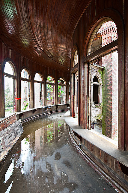 dedicatedtodecay:  Taunton State Hospital by Future Impaired on Flickr.