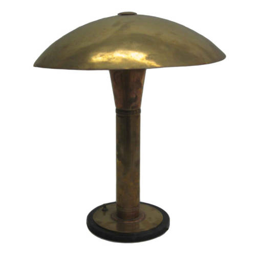 Adjustable Brass Desk Lamp - Sweden 1930's
