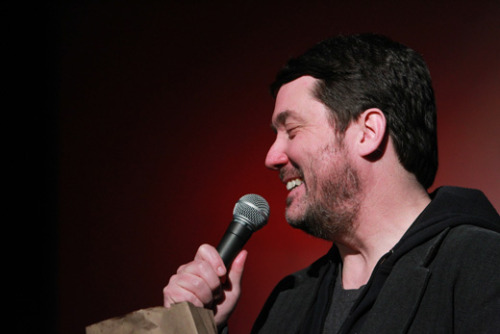 Courting Sketchfest: Doug Benson by Jakub Mosur