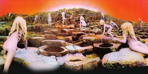 ON THIS DAY… 28 MAR 1973 'HOUSES OF THE HOLY' BY LED ZEPPELIN WAS RELEASED  My original idea for the opening tracks of 'Houses of the Holy' was that 'The Song Remains the Same' (originally called 'The Overture') would be a rousing instrumental introduction with layered electric guitars that would then segue into the next one, later to be titled 'The Rain Song'. Again there would be a contrasting acoustic instrumental movement that led to the first vocal of the album and the first verse of the song. During the routining of 'The Song Remains the Same', (then titled 'The Plumpton and Worcester Races'), the half time vocal section was born and 'The Overture' shaped into a song. These rehearsals were done in Puddletown, on the River Piddle in Dorset. When we came to record this on 18th May 1972 on The Rolling Stones' mobile truck at Stargroves, the backing track of 'The Song Remains the Same' was played on a Fender electric 12-string, with Les Paul overdubs and standard tuning. 'The Rain Song' was in an unorthodox tuning on the six-string. On live shows it became a workout feature for the double neck.