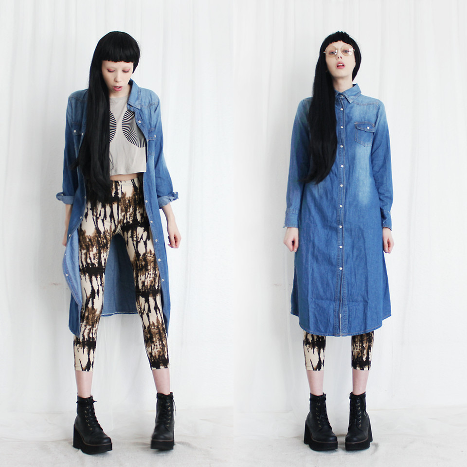 ontheganges:  We need to talk about denim.  (by MIND THE MUSTARD X)