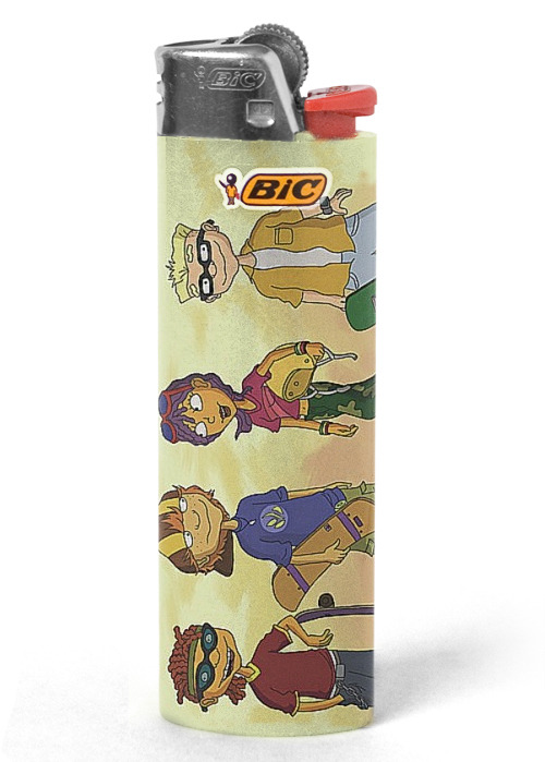 ashmonstermuncher:  Once your favorite show as a kid turns up on a lighter, you know youre old.