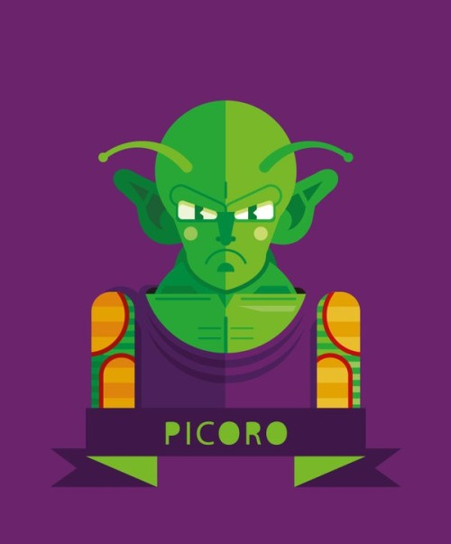Mr. Piccolo! by Jesús Alberto Garza López