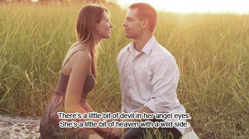 Angel Eyes — Love and Theft