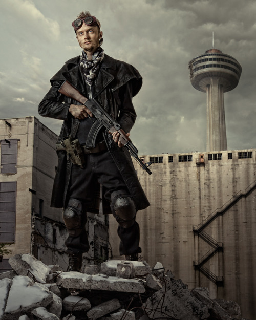 adhikusuma:  - TO Post Apocalyptic - Model : Rudolf Gjos © 2012 Adhi Kusumawardana