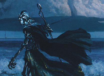 magicarts:  Scornful Æther-Lich  Is Darth Vader. 'nuff said.