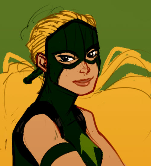 astropea:   prothean asked: young justice!  I love Artemis! (it's a weeknight and I have More Important Things to do, which means keep the meme responses coming, y'all!!)