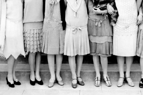 silentcuriosity:  Flappers