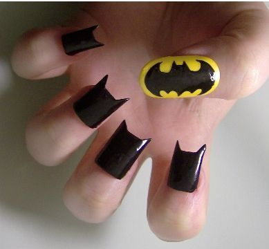 Bat freak.  Is this awesome or is this awesome?  Y/Y?