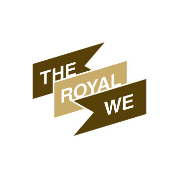 The Royal We is Us logo. www.theroyalweisus.com