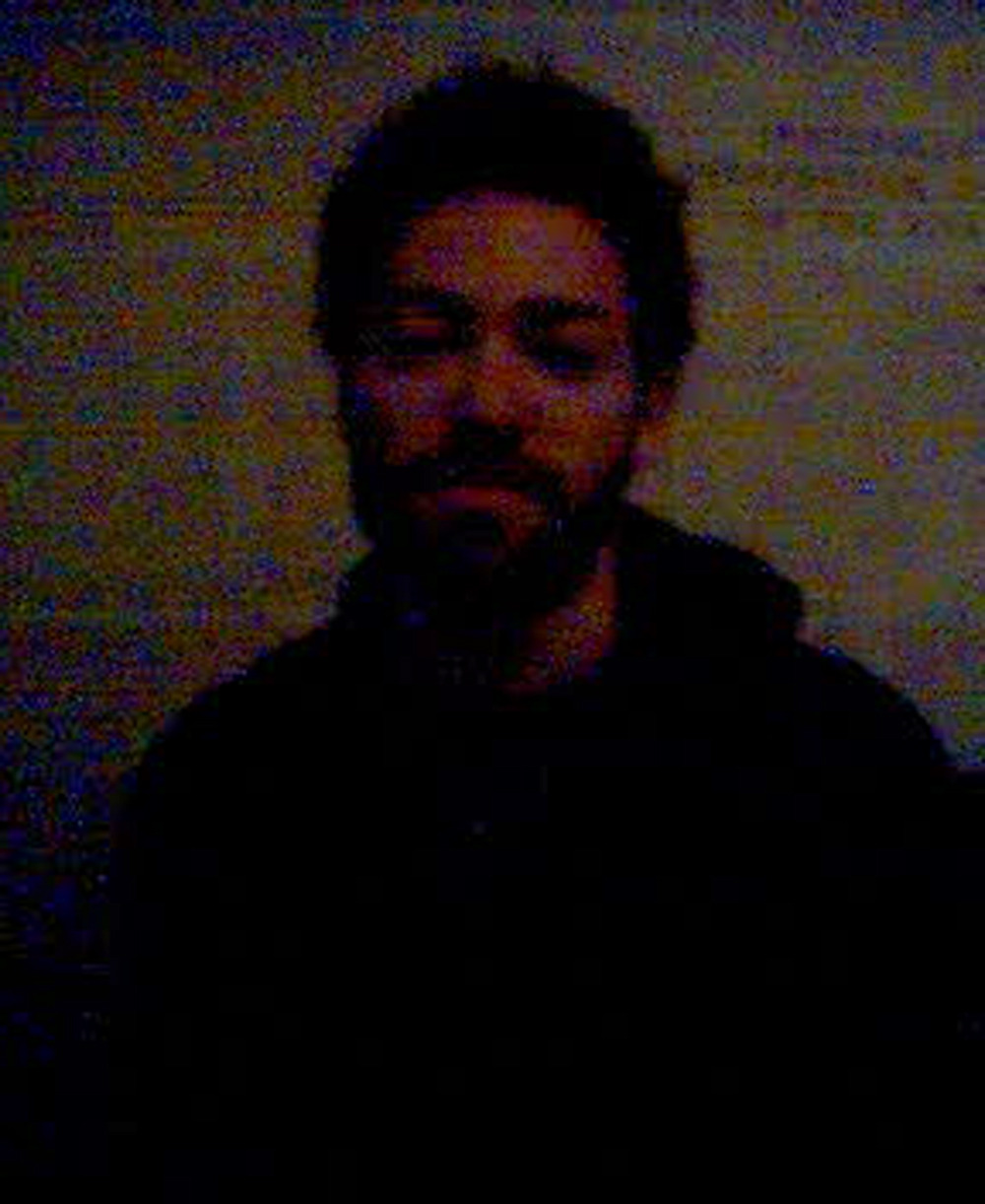 Portrait of the amazing beatboxer Taylor Mcferrin after his TEDxHarlem performance.