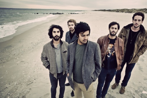 my favorite new band…Young the giant
