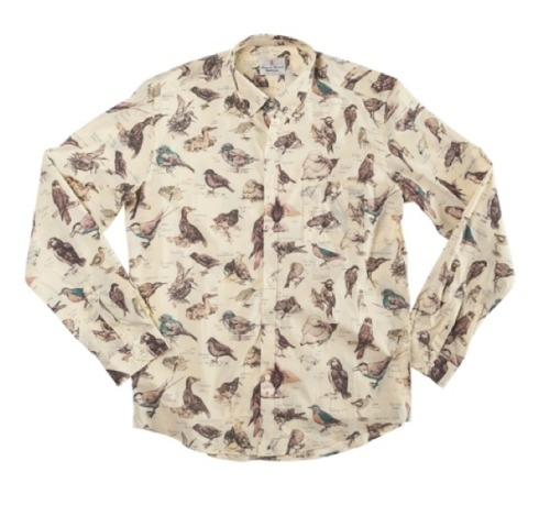 Edward Collins x Barbour Jackdaw Liberty Print Shirt Loving bold printed shirts at the moment…