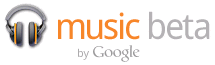 "I am thinking about Music Beta by Google                   ""My music library always with me…""                                Check-in to               Music Beta by Google on GetGlue.com"