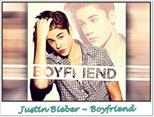 """Boyfriend"" is super hip-hop, it's got a beat to 'flip out', and Justin raps in it. Swag, Swag, Swag..!!"