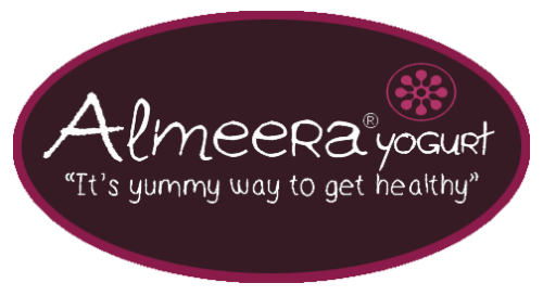 Logo of ALMEERA® Yogurt ;)