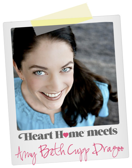 Thanks for the feature Heart Home Mag!