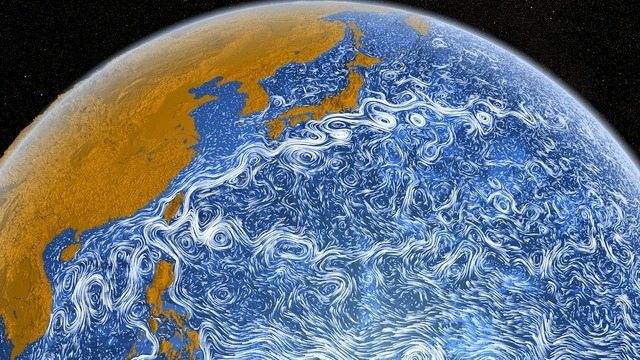 NASA's 'Perpetual Ocean' video tracks the seas' surface movements over two years thisistheverge: