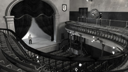 A digital reconstruction of the original 1904 Abbey Theatre.  Excellent bit of work by noho.ie and Hugh Denard in researching the plans and layout. Would be interesting to see it in colour with some input from paint historians.  More here http://archiseek.com/2012/1904-abbey-theatre-dublin/