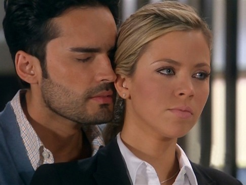 I can't with these two..they are so amazing! Love this novela!!