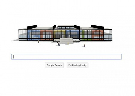 Google celebrated the 126th birthday of architect Ludwig Mies van der Rohe with a tribute on its home page (featuring Crown Hall, a building he designed at the Illinois Institute of Technology). Guardian writer, Steve Rose takes a spin through the history books to ask a simple question: what would Mies have had to say about today's design landscape? Quick, fun read.