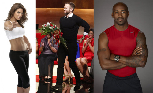 "And here's a challenge for you: fuck, marry, kill — Jillian, Bob, Dolvett. Tweet or email me your responses! I have to ponder that one for a while. What's difficult is that Bob would make a really great husband and, like, bring you grapefruit in bed in the mornings. I still might kill him, though.  - Potes, who can be reached via Twitter @traciepotes or by email at potesypotes@gmail.com for your answers, The Biggest Loser 13-13 ""Season 13, Episode 13"" Weecap"