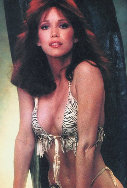 "david-reeves:  Tanya Roberts as ""Sheena""."