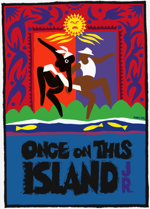 Jitterbug Theatre proudly presentsONCE ON THIS ISLAND, JR.Directed by Erin LangleyChoreographed by Matthew KielApril 19, 20 & 218pmThe Pavilion at COTATickets are $10 per person.Seating is very limited. Tickets may be reserved by calling 251.751.2935 or by emailing erinlangley at me dot com. Featuring 45 very talented 3rd-12th grade students.With its poignant story and catchy Caribbean flavored score, ONCE ON THIS ISLAND JR. is a feast for the heart, mind, and soul. The highly original and theatrical Caribbean adaptation of the popular fairy tale The Little Mermaid garnered eight Tony nominations for its Broadway run, including Best Musical, Book and Score.