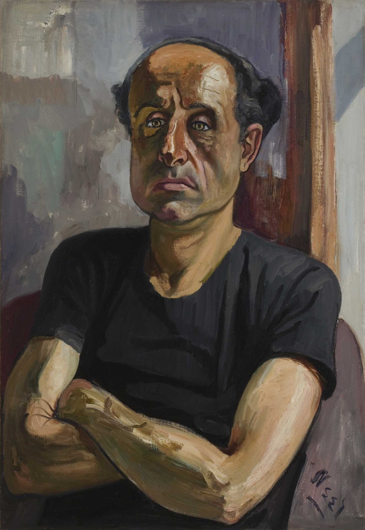 Alice Neel: Portrait of Sam