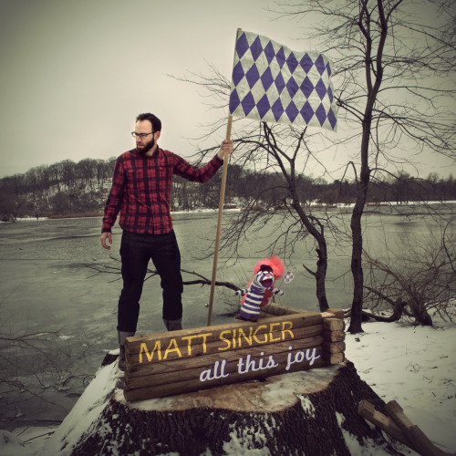 "We are so proud to release Matt Singer's new album titled ""The Build"" on April 26th at Littlefield in Brooklyn. The album is about the climb from darkness to light, and Matt will be joined by his band which includes Jim Altieri, Misty Foster, Chris Michael and Curt Garey. Matt will be screening his debut music video of his current single, ""All This Joy"", directed by Jesse Garrison. More than a record release, this musical variety show will have performances by three of New York City's finest puppeteers. Melissa Creighton, Eric Wright and James Godwin (who have collectively worked with the Muppets, Basil Twist, and Dave Chapelle, on PBS, SNL and at the Metropolitan Opera House) who will share in the joy and bring visual spectacle to the night. We hope to see you all there! Matt Singer & Friends present: ""The Build"" Album Release 04.26 Littlefield, 8:30pm (Brooklyn, NY) [ TIX ]"