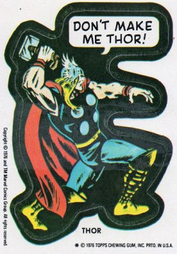 Thor 1976  marvel comics by Jimmy Tyler on Flickr.