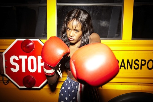 Azealia Banks' 1991 EP is coming out April 17. Photo by Matt Barnes.