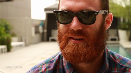 "BEHIND THE SCENES WITH: Chet Faker  We had such a great time hanging with Chet Faker on the W Austin's roof deck. The Australian soul singer was nothing short of a gentleman and was probably one of the most down to earth dudes we have ever met. We talked about the idea of ""hype"" and he admitted to us how much the whole idea of ""buzz"" kind of put him off. He said that he would rather build a solid audience slowly, then be a ""buzz band,"" only to die out quickly. Chet Faker is in it for the long haul. It was a perfect sunny day when we caught Chet Faker's set. Playing on an outdoor stage, Chet Faker had the entire crowd jamming to his amazing cover of ""No Diggity."" He told us how he recorded that cover in his own bedroom. The vocals are soft and almost hushed, which he admitted was in part because he was trying to record quietly so as to not disturb his roommate. Whatever he did, it worked. No doubt, we are loving Chet Faker. Head over to Arcade44 to watch the video! - Annick Mayer"