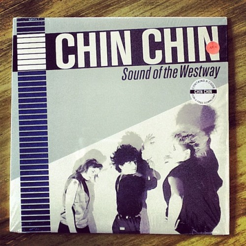 Chin Chin - Sound of the Westway reissue #np (Taken with Instagram at Little Amps Coffee Roasters)