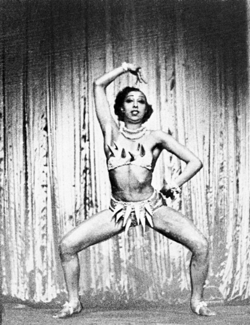 vintagegal:  Josephine Baker in the 1936 Ziegfeld Follies