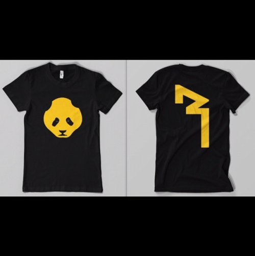 Dirty Razkal ( @DirtyRazkal ) has these tees coming soon. Both featuring a mustard color, panda on one tee and their Dirty Razkal Logo on the other. We will release the date they will drop when I hear more from this company. Grab some new gear on their site: www.DirtyRazkal.com Like their page on Facebook: www.Facebook.com/DirtyRazkal Follow on Twitter: www.Twitter.com/DirtyRazkal #THHS