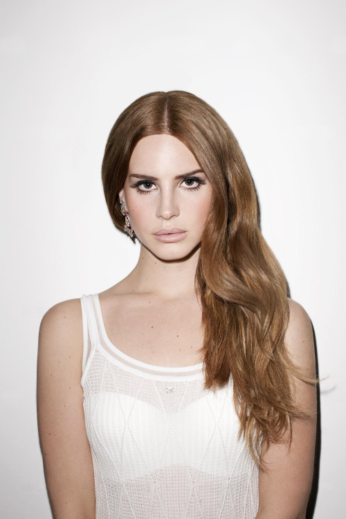 Lana Del Rey - Terry Richardson Outtake