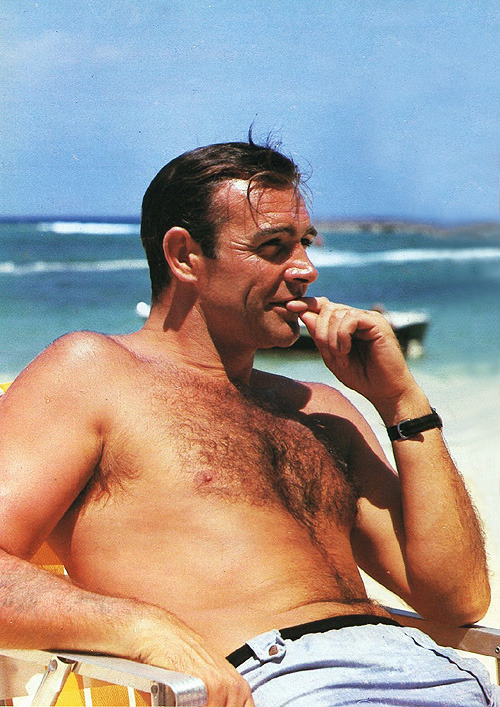 Jean DuJardin is the Sean Connery of our time.