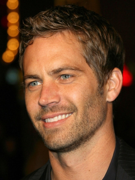 Paul Walker… he could get it.