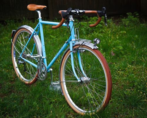 cyclocult:  Boulder Bicycle 650B by WickedVT on Flickr.