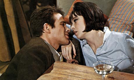 Leslie Caron and Warren Beatty #PromiseHerAnything